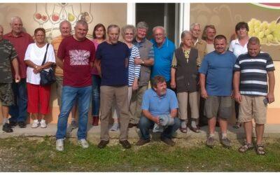 Klub portré – Szombathelyi Pénzügyőr (nyugdíjas) Klub