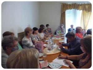 Beszámoló az Egri Adóügyi Nyugdíjas Klub összejöveteléről