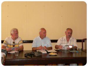 Elnökségi értekezlet – 2021.július 6.