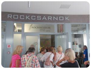 A Magyar Rockhírességek Csarnokában jártunk