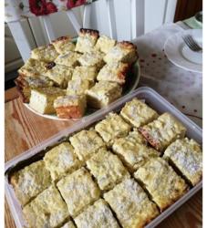 Kapros-túrós-burgonyás pite – 5. pályázat Cseh Istvánné
